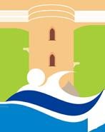 Logo Complex Turistic de Natație Târgoviște